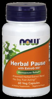 Herbal Pause with EstroG-100