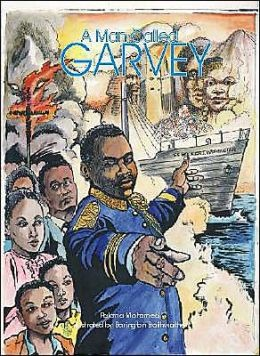 A Man Called Garvey (Book)