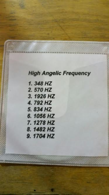 High Angelic Frequency CD by Joel Benjamin