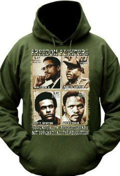 Freedom Fighters Hoody (Green)