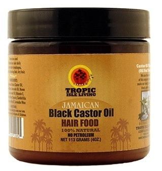 Jamaican Black Castor Oil - Hair Food