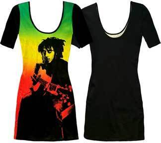 Bob Marley Culture Dress
