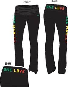 One Love Yoga Pants