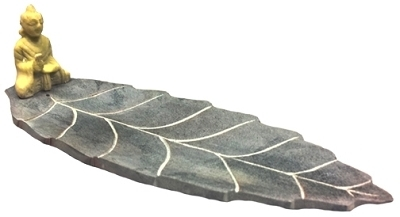 Buhhda Leaf Incense Burner