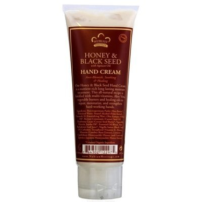 Nubian Heritage Honey & Black Seed Hand Cream