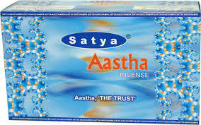Aastha Incense Box 15 Grams (180 Sticks)