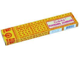 Goloka NagChampa Agarbathi 15 Sticks