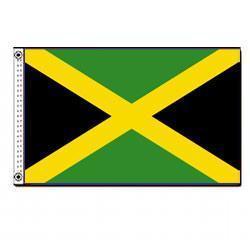 Jamaica 3' x 5' Foot Flag