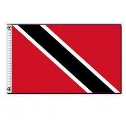 Trinidad Flag 3' x 5' Foot Flag