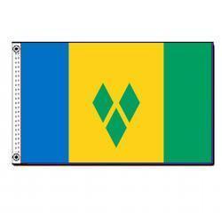 St. Vincent 3' x 5' Foot Flag
