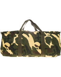 Heavyweight Canvas Military Shoulder Bag