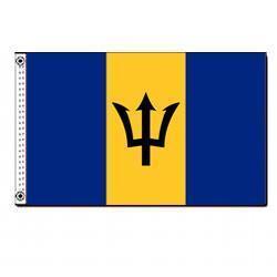 Barbados 3' X 5' Foot Flag