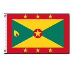 Grenada 3' x 5' Foot Flag