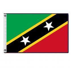 St. Kitts 3' x 5' Foot Flag