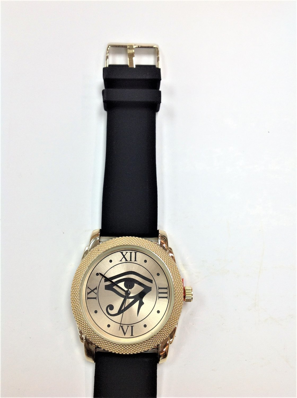 Eye of Horus watch - Gold