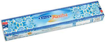 Aastha Incense  - 15 Sticks