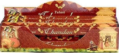 Tulasi Chandan Box - 6 packs