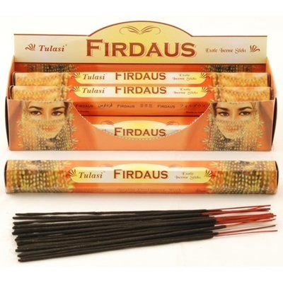 Tulasi Firdaus Incense Box - 6 packs