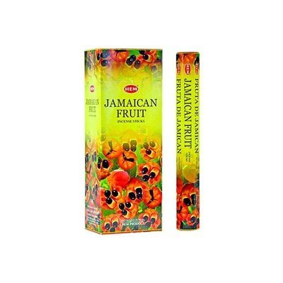 HEM Jamaican Fruit incense box