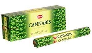 HEM Cannabis incense box