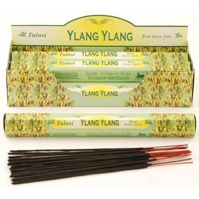 Tulasi Ylang Ylang Incense Box - 6 packs