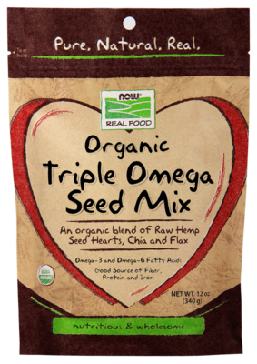 Organic Triple Omega Seed Mix