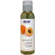 Now Solution-Apricot Oil 100% Pure Moisturizing Oil 4 oz.