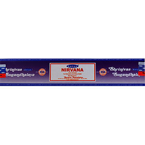 Nirvana Satya Incense Pack - 15 Sticks