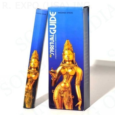 Spiritual Guide incense box