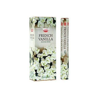 HEM French Vanilla incense box