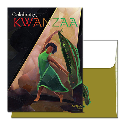 Celebrate Kwanzaa Cards
