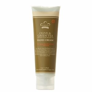 Nubian Heritage Olive & Green Tea Hand Cream 4oz