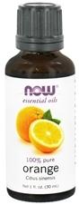 Now Orange Oil - 1 oz.