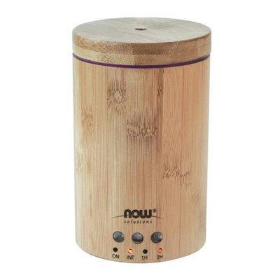 Ultrasonic Real Bamboo Oil Diffuser