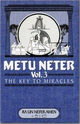 Metu Neter Vol 3