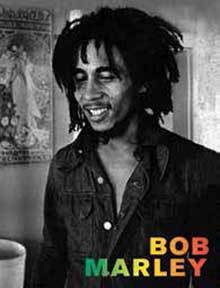 Bob Marley Bob Marley Smile Portrait Sticker