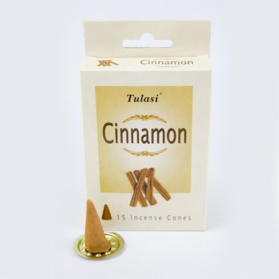 Tulasi Cinnamon Incense