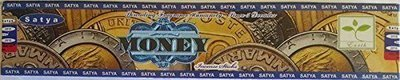 Satya Money Incense - 15 Grams