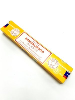 ​Satya Sandalwood Incense - 15 Grams