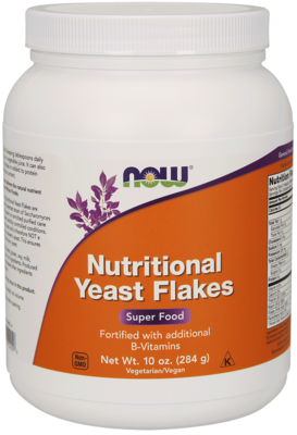 Nutritional Yeast Flakes Super Food 10oz