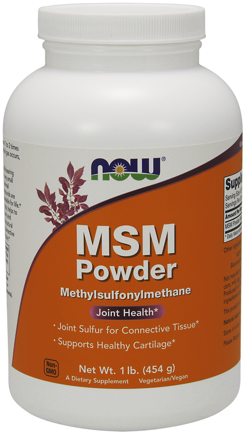 MSM Powder Joint Health 1 Pound
