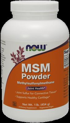 MSM Powder Joint Health 1 Pound