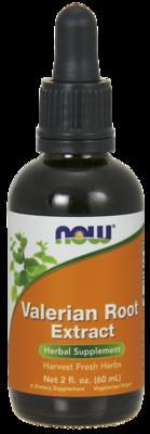 Valerian Root Extract Herbal Supplement 2oz.