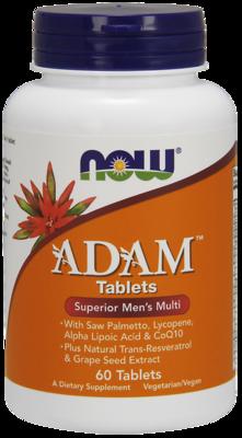 ADAM™ Men's Multiple Vitamin Tablets Superior Men's Multi 60 tab
