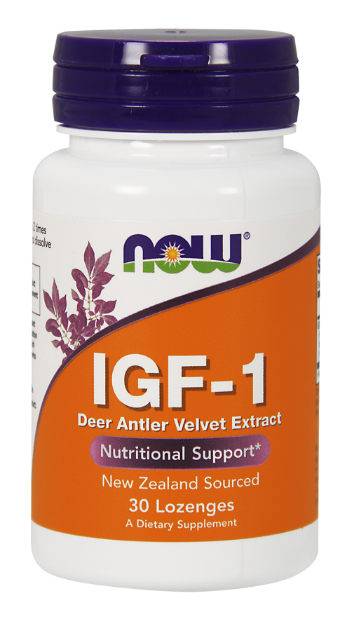 IGF-1 Lozenges Nutritional Support*
