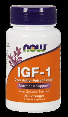 IGF-1 Lozenges Nutritional Support*
