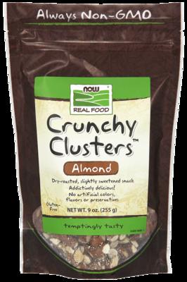 Crunchy Clusters™ Almond 9oz