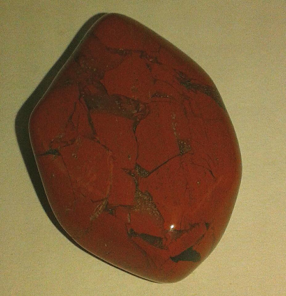 Red Jasper ( size small)