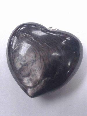 Hypersthene Heart