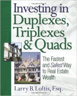 Investing in Duplexes, Triplexes, and Quads